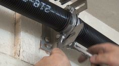 garage door spring replacement cost torsion