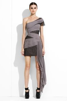 bcbg...reminds me of my dress at FIJI formal this year. I love the wrap style