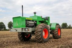 1969 Firstmodel Deutz D16006 articulated farmtractor, F8L413V engine, 160HP,  very rare tractor (only 9 units made)