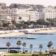 La croisette Cannes France