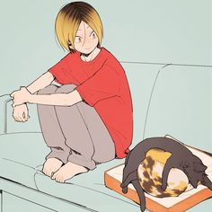 Asdfasdf do u understand? Haikyuu Funny, Haikyuu Fanart, Haikyuu Anime, Anime Manga, Anime Art, Kuroo Tetsurou, Haikyuu Wallpaper, Kuroken, Haikyuu Ships