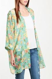 Layla Floral Kimono