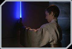 Obi-Wan Kenobi Blue Lightsaber Room Light *Star Wars Science: Obi-Wan Kenobi Lightsaber Room Ligh - $29.98* http://glowingwithme.com/colorful-character-base-star-wars-lightsaber-room-light #Star #Wars #Science #Obi #Wan #Kenobi #Blue #Lightsaber #Room #Light