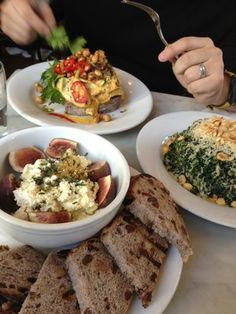 five leaves in greenpoint for brunch
