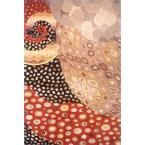 Contempo Red 9 ft. 6 in. x 13 ft. 6 in. Area Rug, Multi