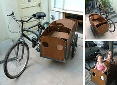 sidecar for bicycle