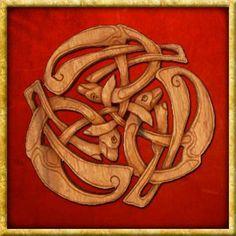 Eine grosse Auswahl an Schnitzwerk aus Holz verschiedener Kulturen wie Nordischen Völkern, Kelten und vielen mehr. Celtic, Wood Carvings, Dragons, Random Stuff, Figurine, Timber Wood, Deco, Pet Dogs