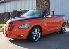 2003 CHRYSLER PT CRUISER CUSTOM ROADSTER - Barrett-Jackson Auction ...