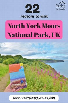 22 of my favourite photos from the North York Moors National Park in the UK. Including some favourite spots Robin Hood's Bay, Rosedale Railway. Beautiful inspiration for hikes and walks in the United Kingdom for families, solo hikers and groups. Get outdoors and enjoy the fresh air!