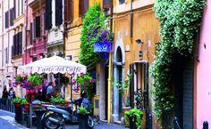 5 lugares lindos para se conhecer em Roma.