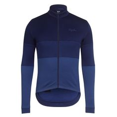 A merino-rich long sleeve jersey inspired by the classic 'tricolore' designs of the early 20th century.