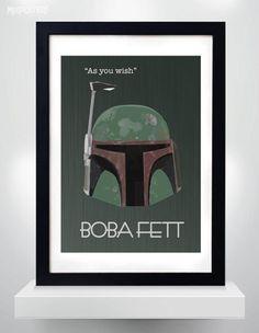 BOBA FETT Star Wars Wall Art Print Poster selectable size | Etsy Star Wars Wall Art, Star Wars Boba Fett, Beautiful Posters, Star Wars Poster, Decorate Your Room, Game Art, Wall Art Prints, Print Poster, Art Pieces