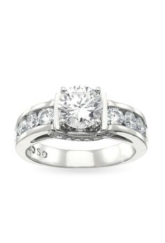 Rogers Jewelers Engagement Rings | Brides.com...