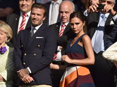 Thanks Victoria Beckham and Kate Middleton! Now We Want a Bold Geo-Blocked Summer Dress