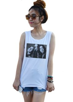 HAIM Shirt Tank Fashion Tunic Tee Artist Tank top by dazztees, $14.99