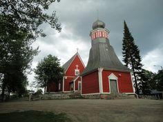 Honkilahden nykyinen Pyhän Mikaelin kirkko on vuodelta 1759. Rakentajana oli luvialainen Tuomas Samuelinpoika Rahvonius. Kirkossa on myöhemm...