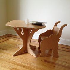 CHILD'S TREE TABLE | Paloma's Nest