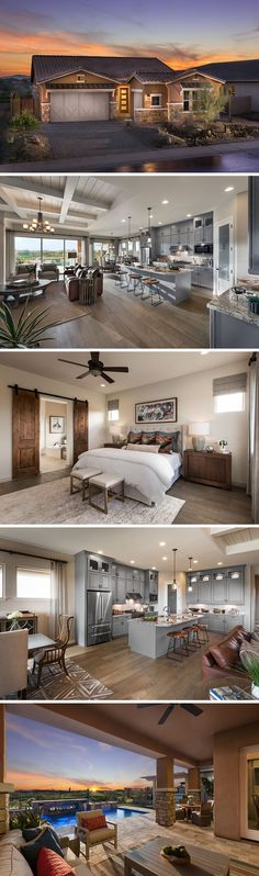 The havasu is one of many available homes in the greens at blackstone located in