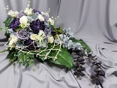 Funeral, Floral Wreath, Wreaths, Vence, Flowers, Wedding, Home Decor, All Saints Day, Valentines Day Weddings
