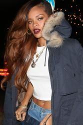 Sick Rihanna Axes Boston Show