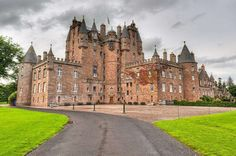 Glamis Castle is currently home to the Earl and Countess of Strathmore and Kinghorne