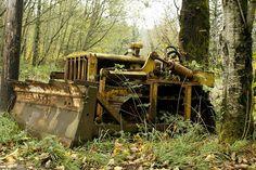 Little Bulldozer by swainboat, via Flickr