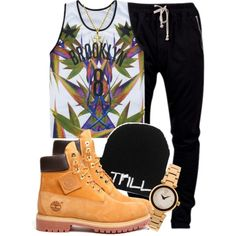 """""""Brooklyn 8"""" by cheerstostyle on Polyvore"""