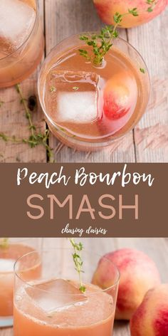 Check out these lovely spring cocktails! If you're looking for spring cocktail recipes, peach cocktails, or Easter cocktails, then these spring cocktails will do the trick #springcocktails #eastercocktails #peachcocktails Easter Cocktails, Spring Cocktails, Bourbon Cocktails, Summer Cocktails, Healthy Cocktails, Drinks Alcohol Recipes, Cocktail Recipes, Alcoholic Drinks, Spring Recipes