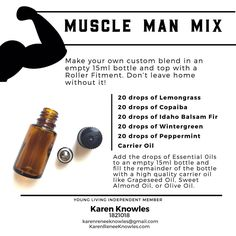 """"" Essential Oils for Men! I know we use our Young Living essential oils for just about EVERYTHING, but is your man on board with oils, too? Essential Oil For Men, Oils For Men, Essential Oil Perfume, Young Living Essential Oils, Essential Oil Blends, Aftershave, Homemade Beard Oil, Maybelline, Homemade Perfume"
