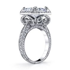 Looking for the same old #engagement ring? Keep scrolling! Looking for something unique to celebrate the rest of your life? Check out our #gorgeousandengaged collection  (link in bio) #ericacourtney  #weddingwednesday #weddinginspiration #bridal #DreamWedding #SheSaidYes #theknot #engagementring #engagement  #shesaidyes #sayyes #ido #bride #wedlux #theknotrings #wedding
