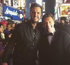 Luke & Ryan Seacrest