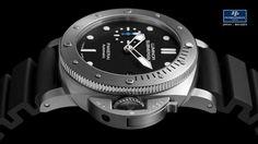 #TiempoPeyrelongue El LUMINOR SUBMERSIBLE 1950 3 DAYS AUTOMATIC ACCIAIO, un reloj para submarinistas profesionales adecuado para cualquier situación, es el primer Panerai Submersible con la caja de acero de 42 mm de diámetro (PAM00682) hermética hasta 30 bares (300 metros). #watchoftheday / #watchmania / #reloj / #dailywatch / #watchfam / #watchnerd / #horology / #watchgeek / #watchaddict / #luxury / #watchcollector / #timepiece