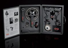 Campagnolo Unveils 80th Anniversary Super Record Collection