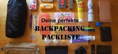 Deine perfekte Packliste zum Weltreisen