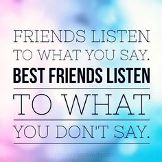 Best Friends Listen Pictures, Photos, and Images for Facebook ...