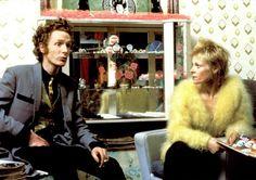 Malcom McLaren e Viviane Westwood