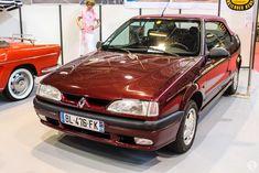 #Renault #19 #Cabriolet à Epoqu'Auto à Lyon Reportage complet : http://newsdanciennes.com/2015/11/09/grand-format-epoquauto-2015/ #Voitures #Anciennes #Vintage #ClassicCars @salonepoquauto