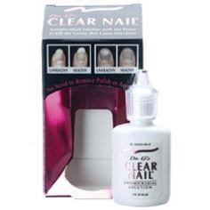 Clear Nail