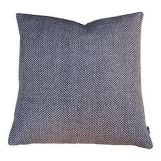 hardtofind. | Copper berry herringbone cushion cover