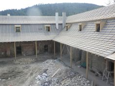 Our work - Mansion in Kluknava, Slovakia