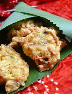 Entrées indiennes - Recette indienne… - Oignons bhaji… - Samosas aux legumes - Cuisine vegetarienne et recettes indiennes video