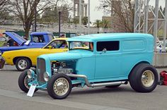 1932 Ford Sedan Delivery | Flickr - Photo Sharing!