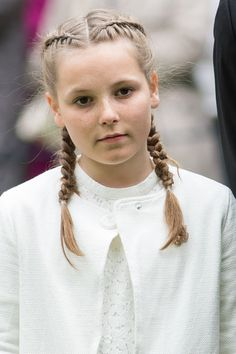 Princess Ingrid Alexandra of Norway attends the Opening of The Princess Ingrid Alexandra Sculpture Park on May 19, 2016 in Oslo, Norway.