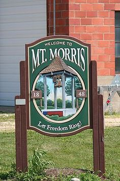 Learn more about Mt. Morris, IL