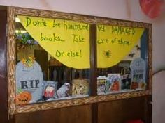78+ images about Library Bulletin Boards & Displays on ...