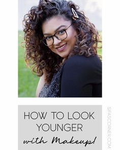 how to look younger with makeup