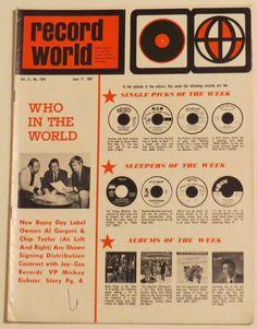 Record World Magazine (6-17-67)