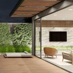 Residência A/L Divider, Room, Furniture, Home Decor, Interiors, Bedroom, Decoration Home, Room Decor, Rooms