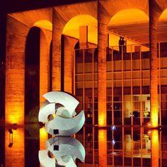 Palácio Itamaraty - Brasília, Distrito Federal