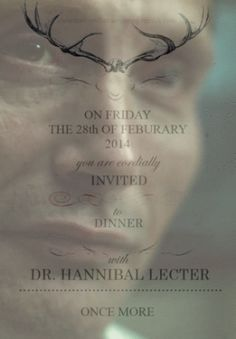On February 28th... #Hannibal sets the table for #SecondCourse